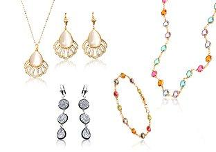 Up to 85% Off Swarovski Elements Jewelry @ MYHABIT