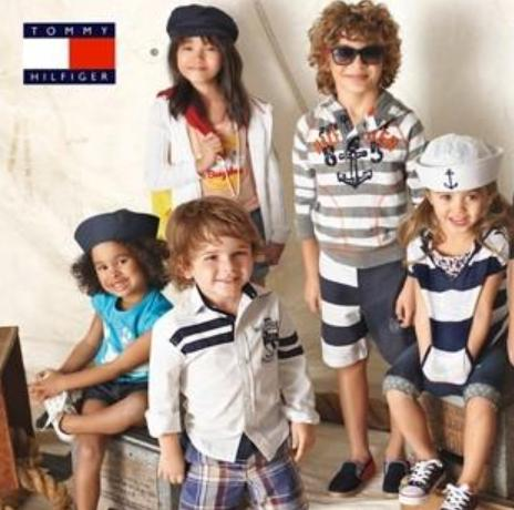Up to 70% Off Tommy Hilfiger Kids  @ 6PM