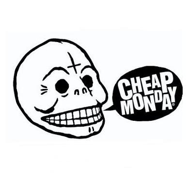 From $6.27 Cheap Monday Sale @ ASOS