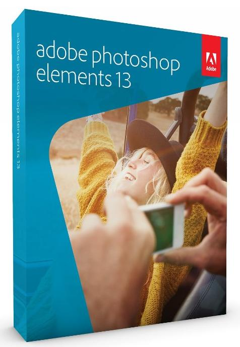 $44.99 Adobe Photoshop Elements 13 (PC/Mac Disc)