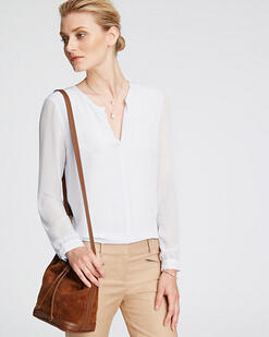 40% Off Graceful Blouses & Shirts @ Ann Taylor