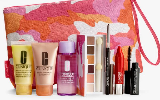 Free 8-piece Gift Set with $32 Clinique order @ Bloomingdales