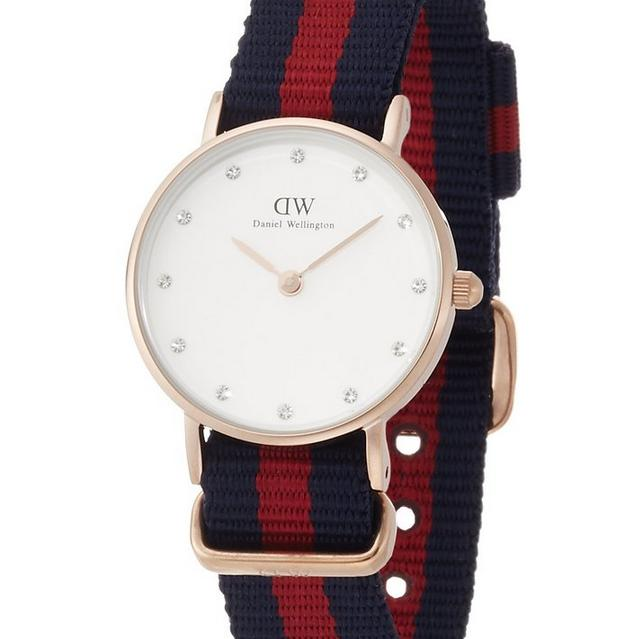 $58.64 Daniel Wellington Women's Oxford Analog Display Quartz Watch