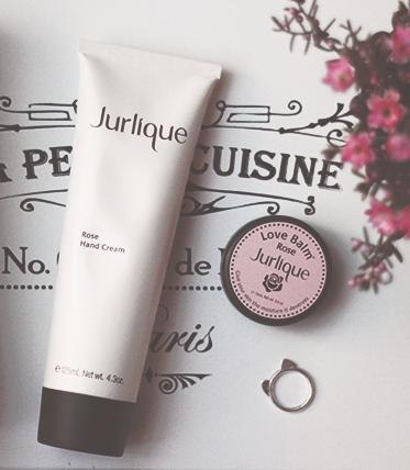 Jurlique Hand Cream, Rose, 4.3 Ounce