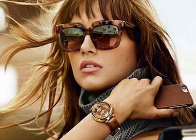 Up to 50% Off +Extra 15% Off Michael Kors Watches On Sale @ Macy's