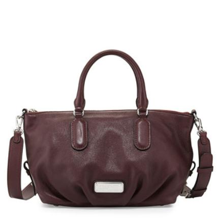 MARC by Marc Jacobs New Q Legend Tote Bag, Cardamom @ Bergdorf Goodman