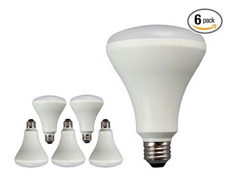 Lowest price! TCP LED 65 Watt Equivalent Soft White Light Bulb - 6 Pack