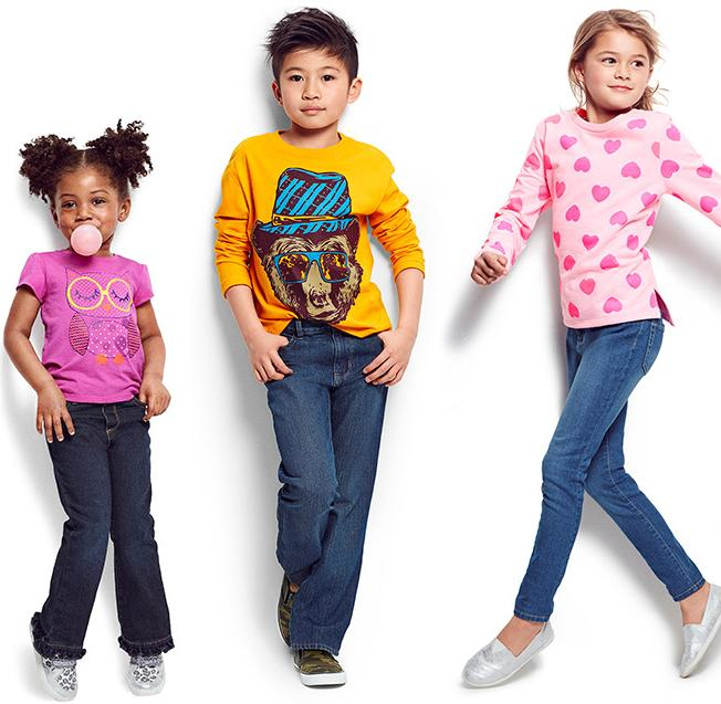$6.99 All Basic Denim @ Children's Place