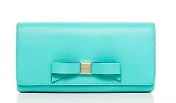 Montford Park Smooth Keira Clutch @ Kate Spade