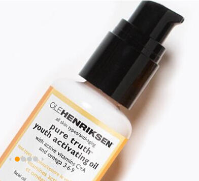 Free Pure Truth Youth Activating Oil with Orders of $50+ at Ole Henriksen