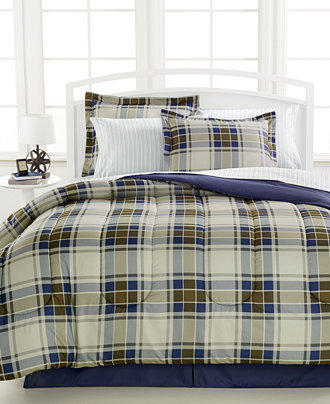 Kennedy 8-Pc. Bedding Ensemble