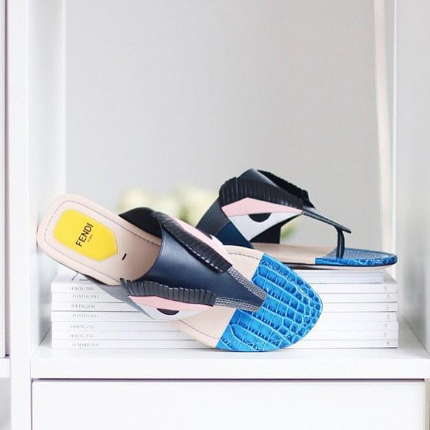 Up to a $300 GIFT CARD with Fendi Shoes Purchase @ Neiman Marcus