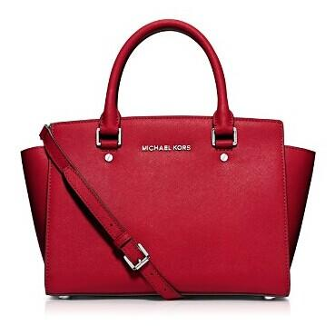 Extra 15% Off Michael Michael Kors Red Handbags @ Bloomingdales