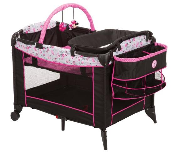 Disney Sweet Wonder Play Yard, Garden Delight Minnie @ Amazon.com