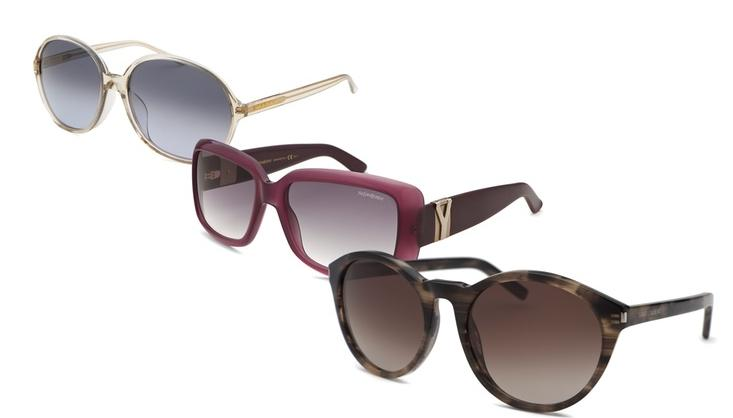 Yves Saint Laurent Women's Sunglasses @ Groupon