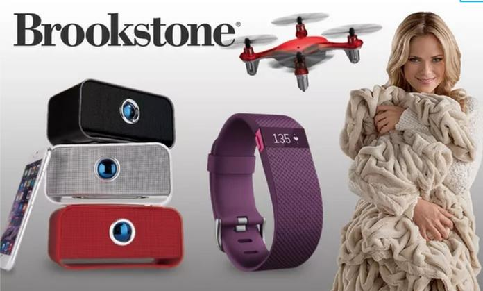 $50 Worth of Products from Brookstone