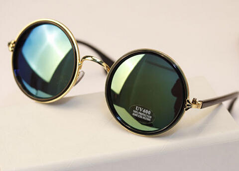 Up to 65% Off Round-Frame Sunglasses @ The Outnet