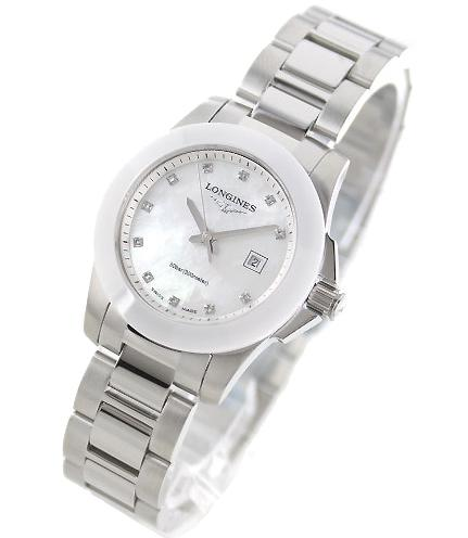 Longines Conquest Ladies Watch L3.257.4.87.6