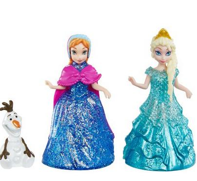 From $7.94  Disney Princess Sparkle Princess Doll @ Amazon.com