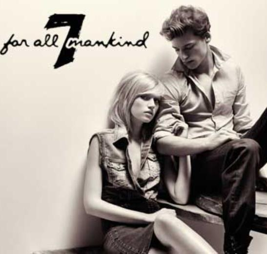 Up to 80% Off 7 For All Mankind Clothing @ 6PM
