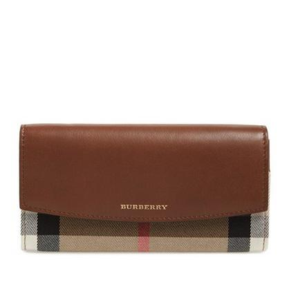 Burberry 'Porter' Continental Wallet
