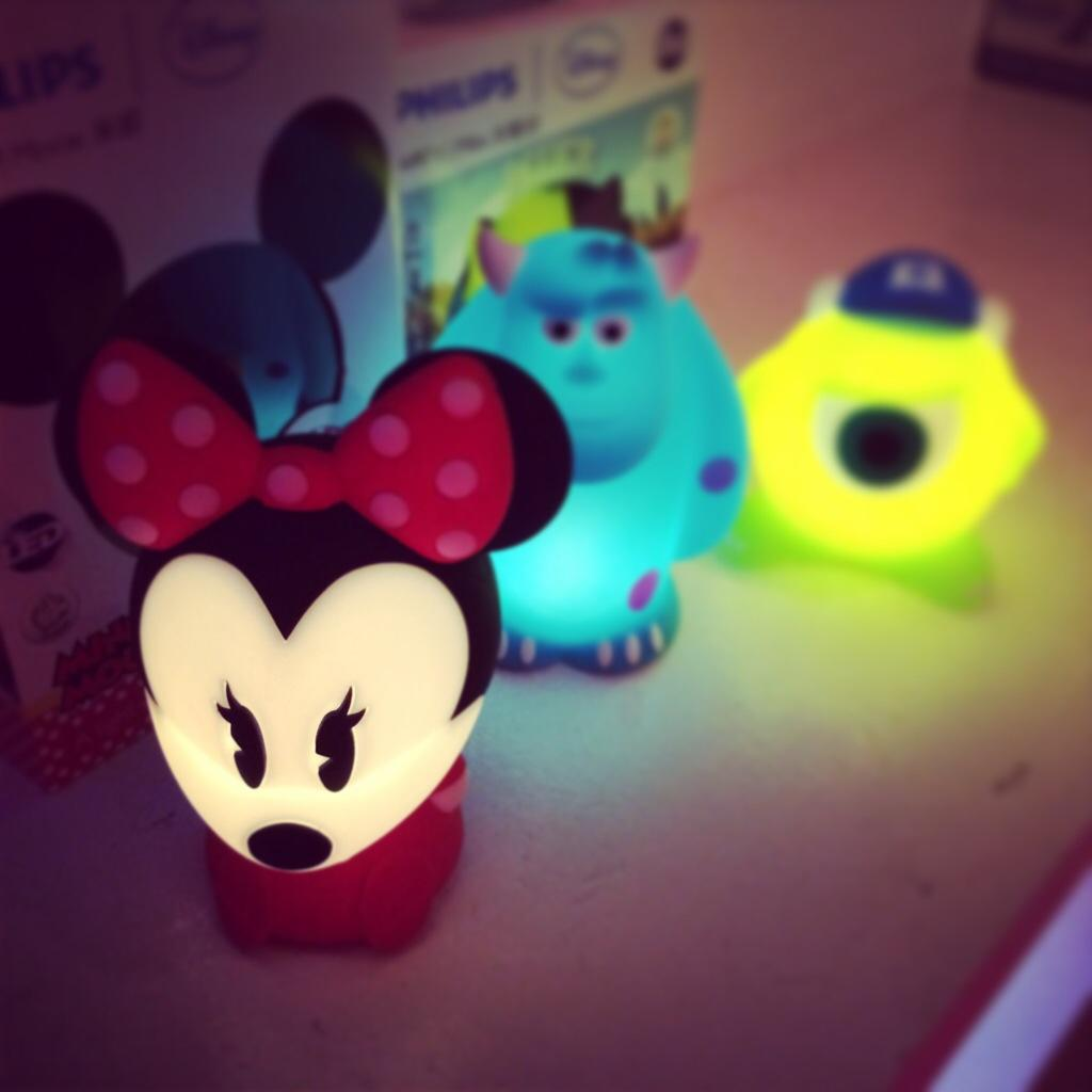 Philips Disney SoftPals Nightlight