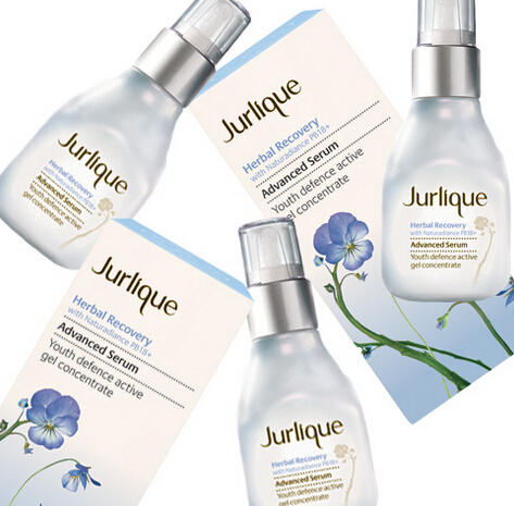 30% Off + Free Shipping + 2 Samples Herbal Recovery Collection  @ Jurlique
