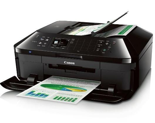 $67.99 Canon PIXMA MX922 Wireless Color Photo Printer with Scanner, Copier and Fax