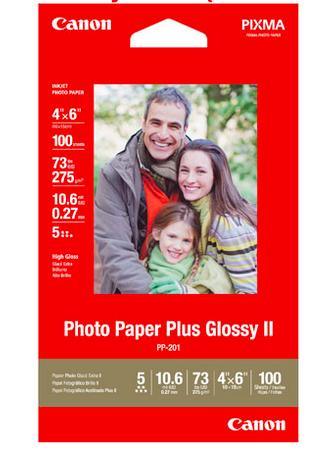 Buy 1 Get 4 Free+Extra 50% Off Photo Papers @ Canon