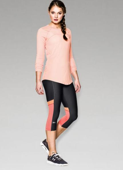 $23.99 Women's UA HeatGear® Armour 17