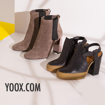 Extra 15% Off Sale Items at YOOX.com