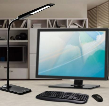 $29.99 TaoTronics® Elune TT-DL03 LED Gooseneck Desk Lamp