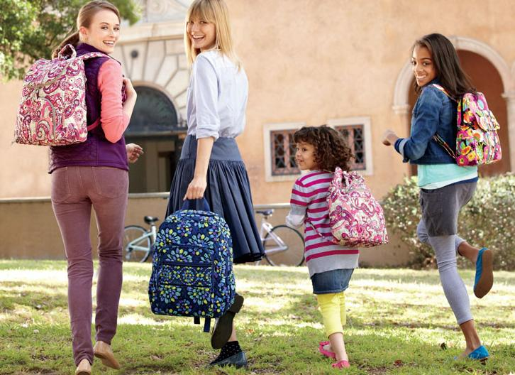 Up to 55% Off + Extra 30% Off All Sale Items @ Vera Bradley