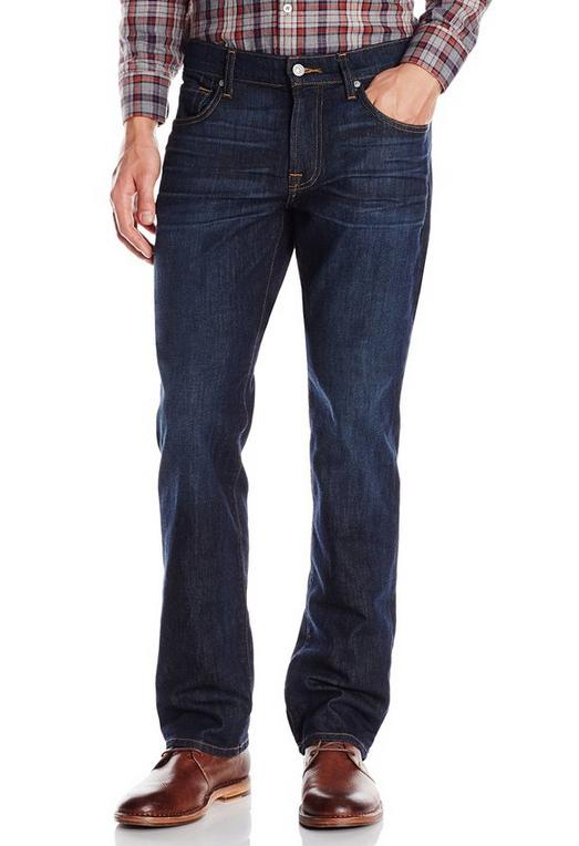 7 For All Mankind Men's Carsen Easy Straight-Leg Jean