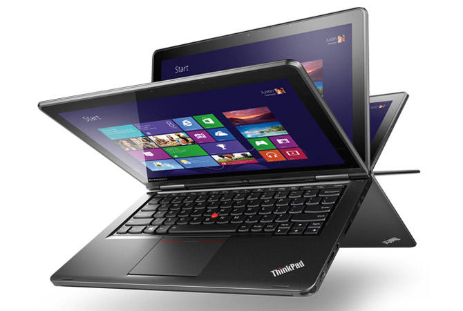 Lenovo ThinkPad Yoga 15 20DQ001KUS Ultrabook 15.6