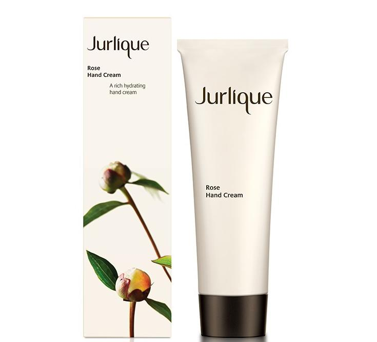 Rose Hand Cream @ Jurlique