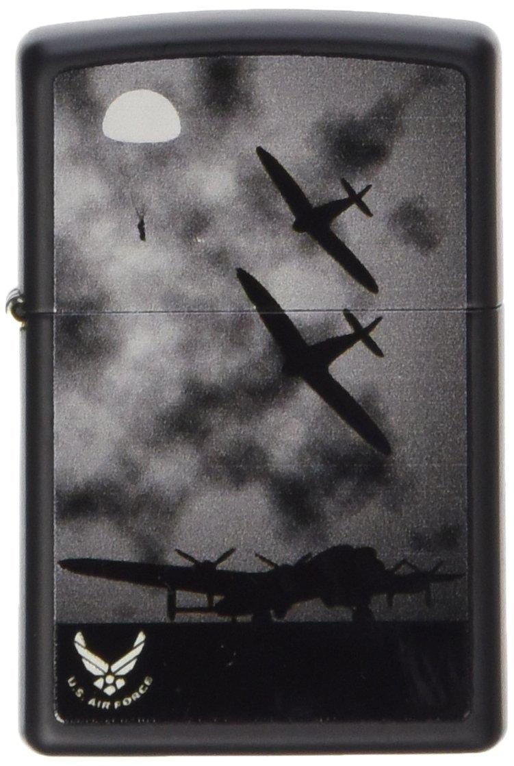 Zippo Pocket Lighter Air Force Windproof Lighter