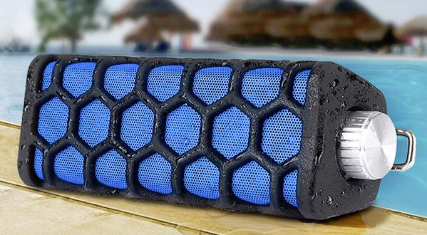 Keedox Outdoor Sports Water Resistant Shockproof Portable Wireless Bluetooth Speaker