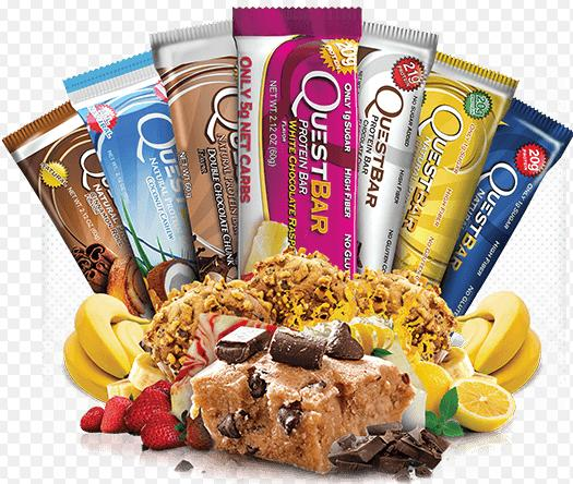 QuestNation High Protein Bars(12 Bars) @ VitaminShoppe