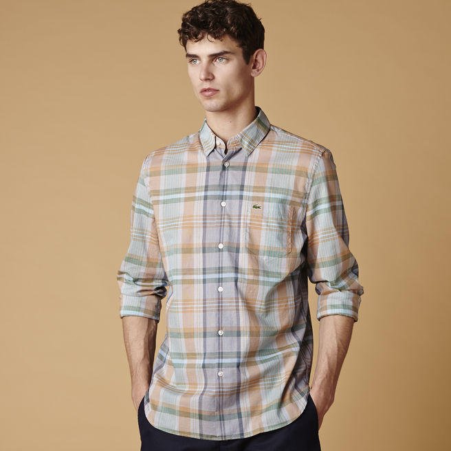 Up to 50% Off Lacoste Men's Woven Shirts