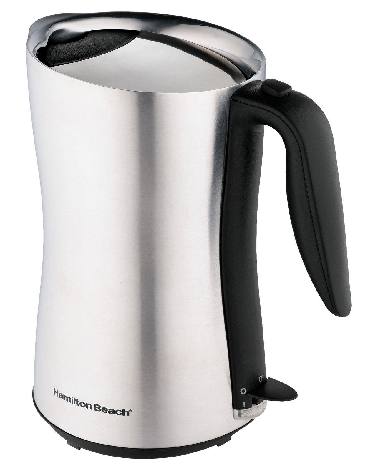 $29.99 Hamilton Beach 40898 Cool-Touch 8-Cup Compact Cordless Electric Kettle 40oz