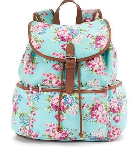 Candie's® Nicole Floral Backpack @ Kohl's