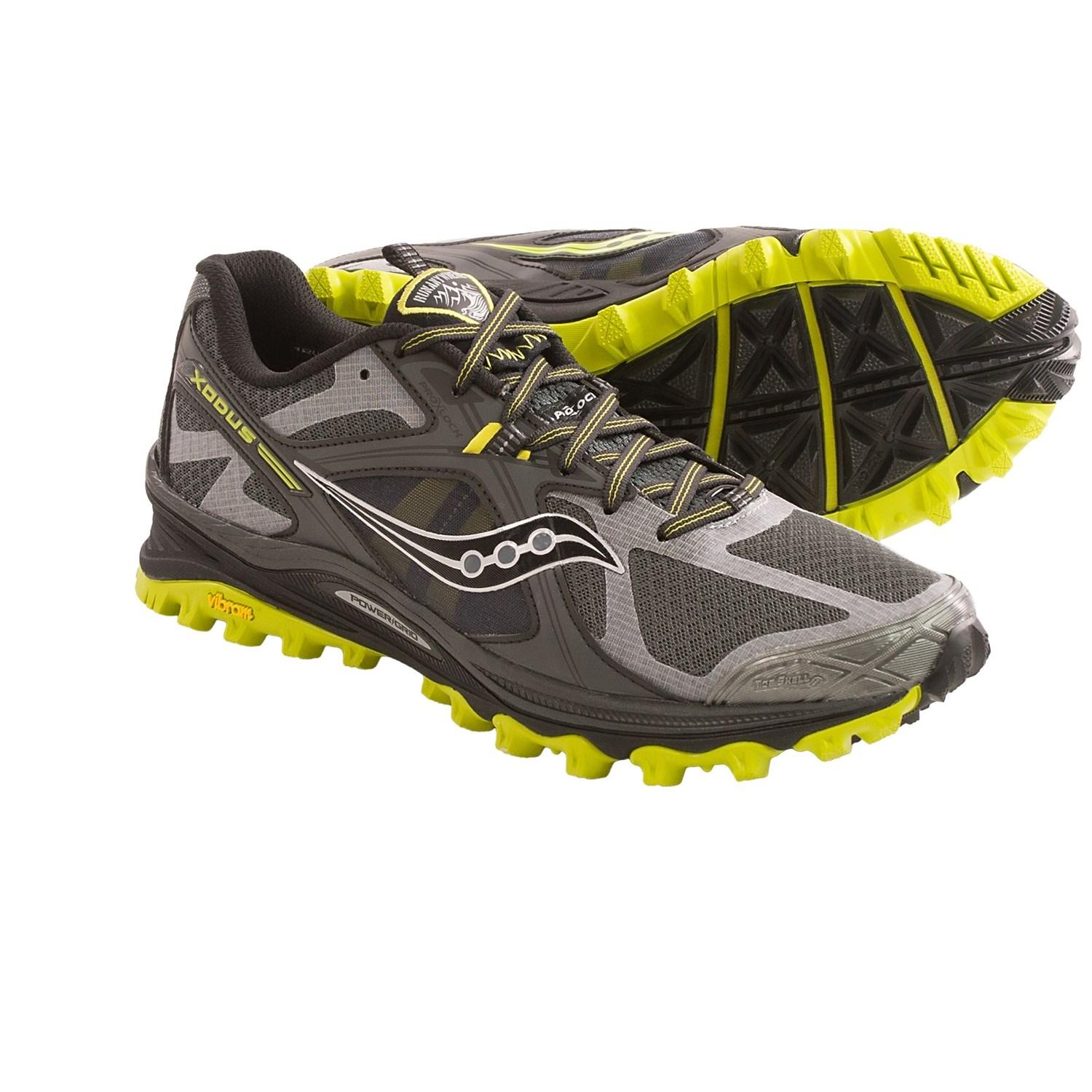 Saucony Xodus 5.0 Trail Men's Running Shoes