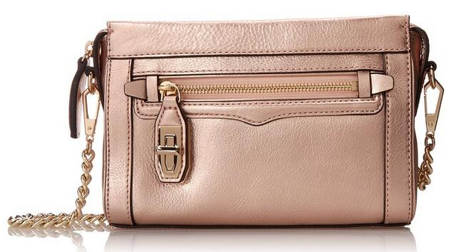 Rebecca Minkoff Mini Crosby Crossbody Bag