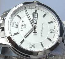 $449 Tissot Men's PRC 200 Analog Display Swiss Automatic Silver Watch