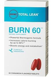 GNC Total Lean™ Burn 60™ - Cinnamon Flavored