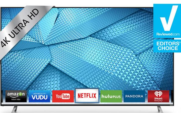 $599.99 Vizio M49-C1 - 49-Inch 120Hz 4K Ultra HD M-Series LED Smart HDTV