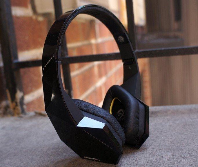 Monster Diesel Vektr On-Ear Noise-Isolating Headphones