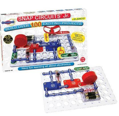 $16.79 Snap Circuits Jr. SC-100 Electronics Discovery Kit