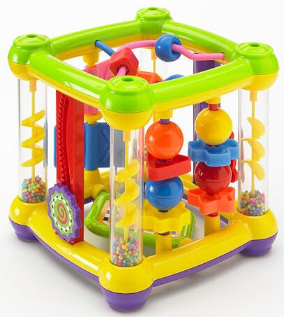 Jumping Beans® Busy Baby Activity Center Cube